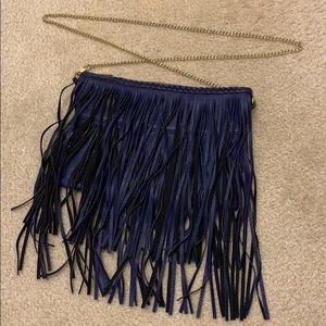Handbags - Fringe crossbody